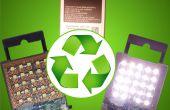 Faire une lampe-torche rechargeable puissante sur une pile usagée (partie de jour de terre II)