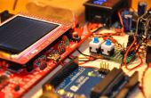 Laboratoire de prototypage portable avec oscilloscope et arduino