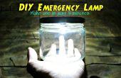 Lampe de secours à LED Ultrabright (Rechargeable) !