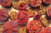 Comment décorer des Cupcakes la façon d'Halloween !