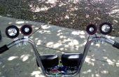 Haut-parleurs pour vélo
