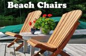 Chaise Adirondack w / 2 Positions