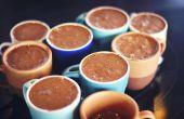 Deux ingrédients Mousse au chocolat : un examen de deux Types. Que le goût Test commence !