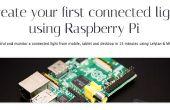 Raspberry Pi. Créer votre première lumière connectés