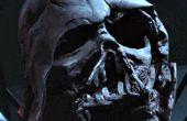 Carton Darth Vader Helmet