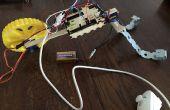 Projet Robot Bug - avec wii nunchuck