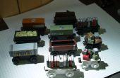« Thomas the Tank Engine » Style voitures de Train