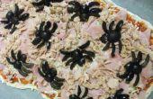 Pizza de l'araignée