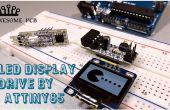 Comment faire pour convertir des images bitmap pour l'affichage OLED SSD1306 dirigé par ATtiny85