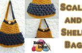 Échelle et Shell sac – gratuit Crochet Pattern & vidéo tutoriels