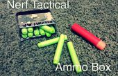 Boîte de munitions tactiques nerf