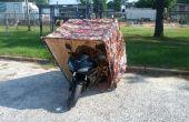 Garage Shell DIY de moto