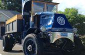 Jouets Mack AC Bulldog camion - partie 2 - cadre et la timonerie de direction