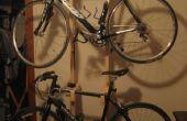Deux porte-vélos Bike