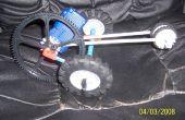 K ' NEX-moto-réducteur Dragster