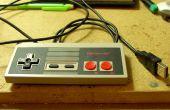 Convertir une manette NES à USB avec Arduino