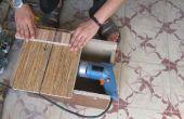 Couper le bois et le métal avec foret