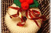 Last minute de pin de Noël ou d'ornement à tricoter !