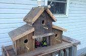 Père/fils Birdhouse projet
