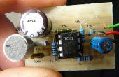Son capteur de pression pour Arduino basé sur ZX-sound Conseil