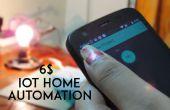 Contrôle Home Appliances avec téléphone et Internet des objets moins de 6 $