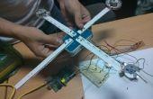 Intro : Sugru auprès de notre Quadcopter Structure DIY