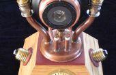 Steampunk-Plasma-télégraphe