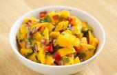 Salsa à la mangue #BreadWinners