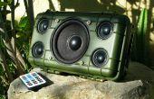 BRICOLAGE difficile Bluetooth Boombox (dure 20 heures!)