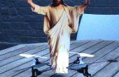 Lévitation de Jésus