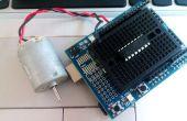 Comment utiliser le pilote de moteur L293D - Arduino Tutorial