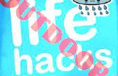 5 Lifehacks utiles pour les gens de plein air