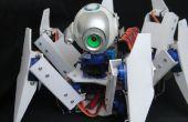 Mon premier robot / 我的第一个机器人