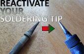 Comment réparer votre usé pointe de soudure