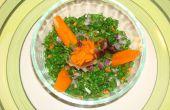 Vitamine C salade pour stimuler votre système immunitaire