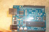 Programmation Arduino Bootloader sans programmeur