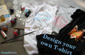 Concevoir votre propre T-shirt