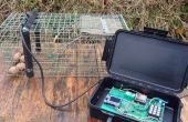 Le ratPhone - 3 G FONA Arduino cellulaire Mobile Cell Phone avec clavier rétro de bouton poussoir et Rat capture App