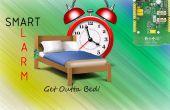 Smart Bed alarme avec LinkIT ONE