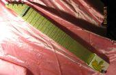Un Lapful de Scrap-un Lap Steel guitare fabriqués à partir de matériaux recyclés