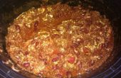 15 minutes Indiana-style Chili