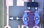 Circuit de détection de lumière micro