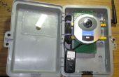 Enceinte d'extérieur 4 millions de dollars pour une caméra de surveillance IP sans fil Linksys WVC54GC