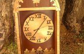 Horloge de carte Conseil