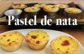 Pastel de nata recette | Ramequin de pâtisserie portugaise