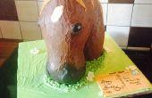 Gâteau de cheval