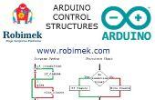 Contrôler les structures utilisées dans la programmation de l'Arduino