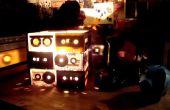 Hommage rétro - CaSsette TaPes lampe avec interrupteur Joystick