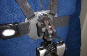 Appareil photo DIY poitrine harnais/Mont (inspiré de la GoPro)