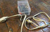 AC Arduino circuit de gradation